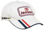 Henri Lloyd Jenson Button Cap Off White